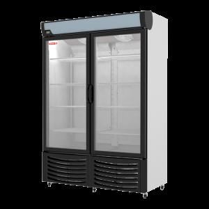 Congeladores verticales exhibidores CV32