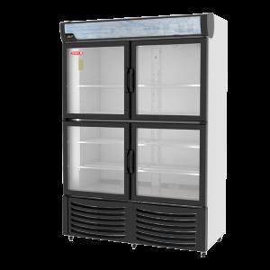 Refrigeradores verticales exhibidores R36L-4P