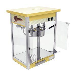 Fabricadora de palomitas eléctrica de 8 onzas (250 grs.)