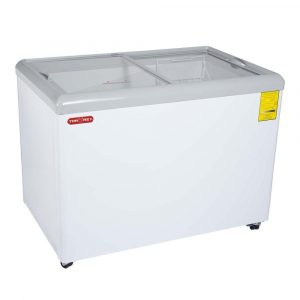 Congeladores horizontales tapa de cristal plano CHC-110PR