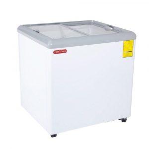 Congeladores horizontales tapa de cristal plano CHC-80PR