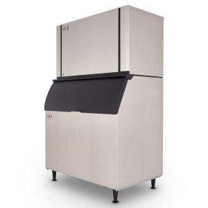 Fábricas de hielo de cubo  MHC-680/1466 MAR