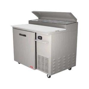 Mesas frías de preparación PPT24-01R1S