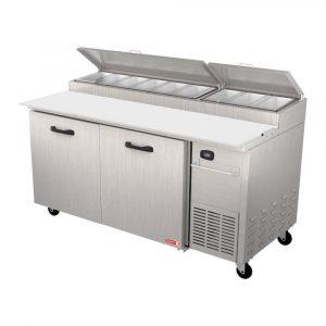 Mesas frías de preparación PPT67-11R1S