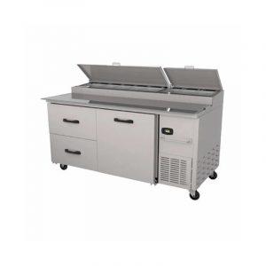 Mesas frías de preparación  PPT67-21R1S