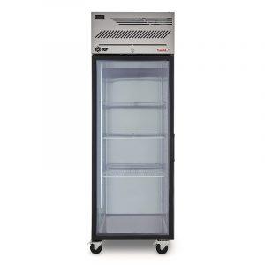 Refrigeradores sólidos puerta de vidrio RG600