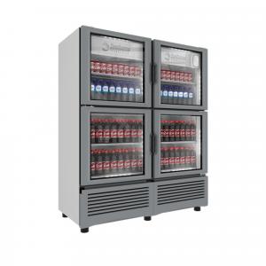 Refrigerador 35 pies cúbicos  4PC