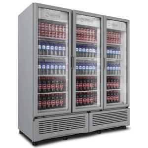 Refrigerador de 72 pies cúbicos