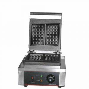 Wafflera sencilla rectangular UWBF-1