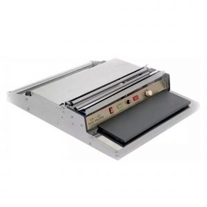 Máquina Emplayadora para rollos de hasta 55 cm (Termoselladora)